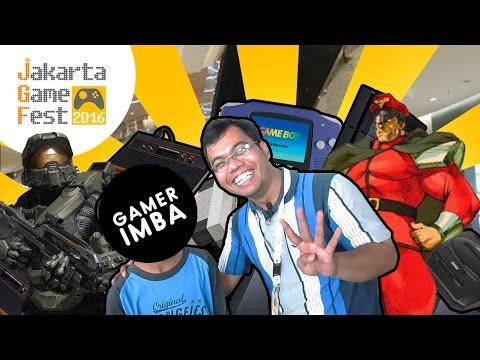 Weekend-nya Gamer di Jakarta Game Fest 2016
