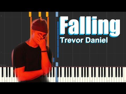 falling---trevor-daniel-(piano-tutorial)