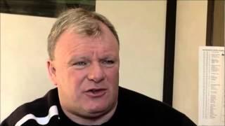 Steve Evans Wolves team news: Michael O