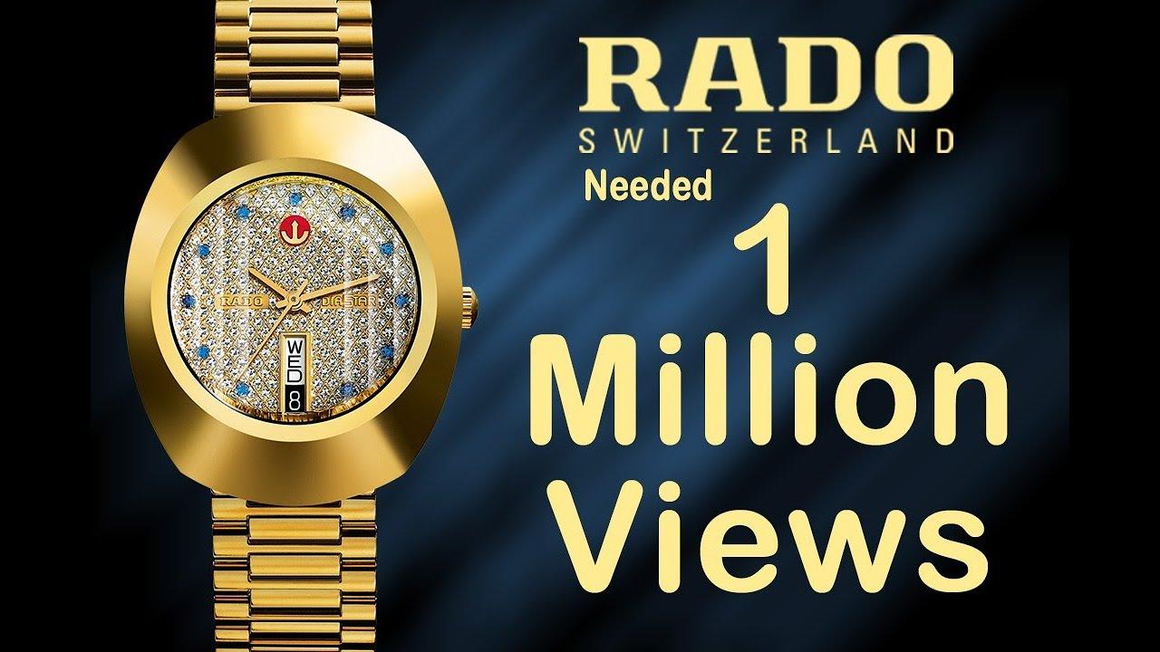 Rado Diastar / original Rado price / watches for men / watches in Pakistan  / Rado