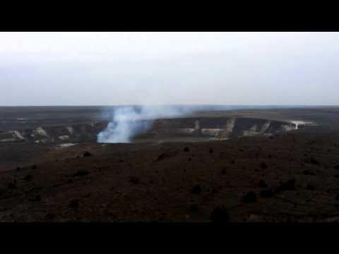 キラウエア火山 地球は生きている