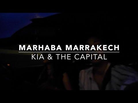 Marhaba Marrakech - Travel Vlog 2016 | Kia & The Capital