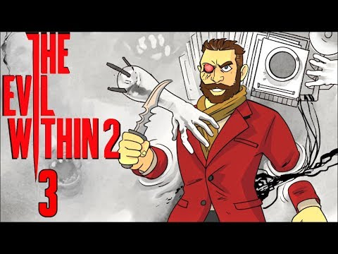 The Evil Within 2 [3] -  THE GHOST ON CEDAR AVE (Nightmare Difficulty)