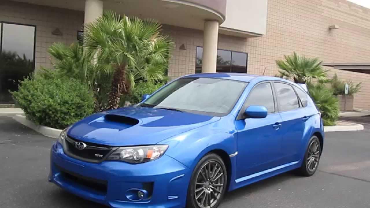 2011 hatchback wrx