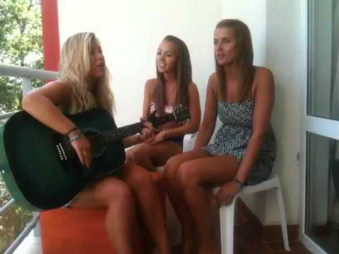 r'n'b acoustic medley.. sam stevens,Charlotte jones and reb