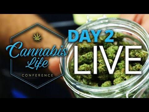 Cannabis Life Conference 2017 from Vancouver - Day Two