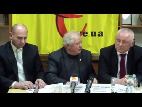 Круглий стіл. Штурм СБУ у Хмельницькому - 1  Ефірне відео.