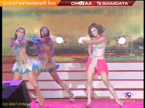 My choreographing showing on Thai Tv (Modern Nine Tv) 23/2/13