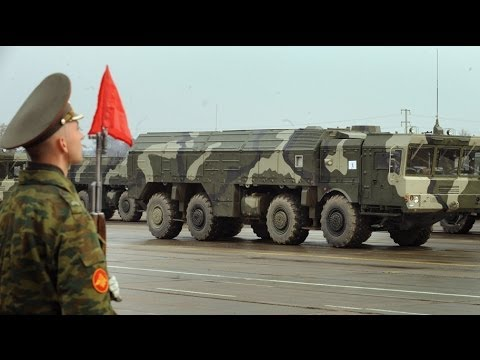 Russia has deployed Iskander missiles in western region