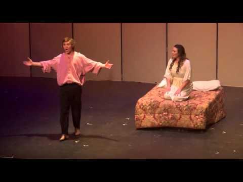 Gounod: Roméo et Juliette / Act IV Duet (Tate Chu, Chase Chandler)