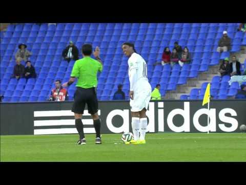 Golaço de Ronaldinho Gaúcho - Guangzhou 2 x 3 Atlético-MG - Mundial de Clubes HD