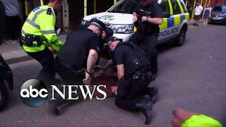 7 people under arrest in connection to Manchester attack