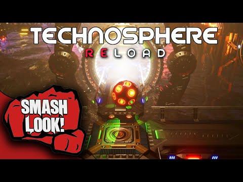 TECHNOSPHERE RELOAD Gameplay - Smash Look! [Sponsored]