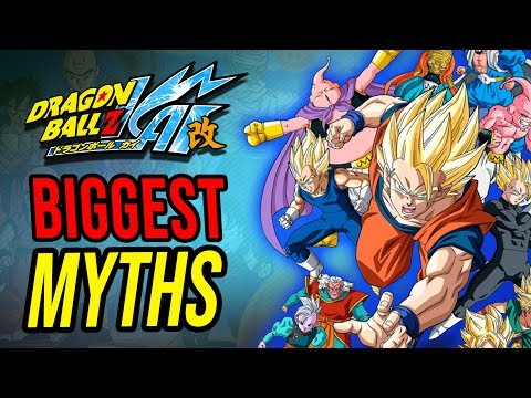 10 Dragon Ball Z Kai Myths and Misconceptions