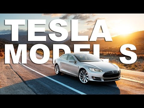 AutoTech - Tesla Model S First Drive & Review (Toronto, ON)