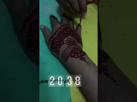 300 Gambar Cara Membuat Inai