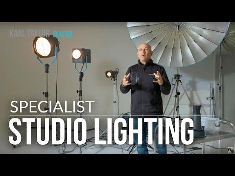 How To Use Camera Lighting Equipment - Pro-Advice On Specialist Studio Lighting