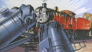 TRSR2 TOBY THE TRAM ENGINE BOOK 7 PART 3 'Dirty Objects'