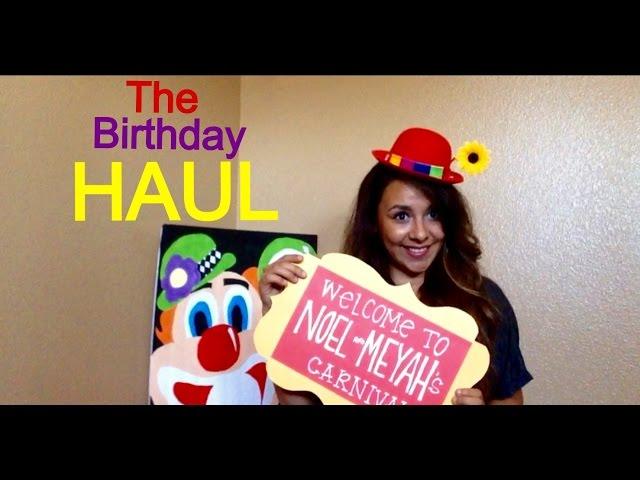DIY Birthday Bash: The Haul Meyahs Circus theme party !!!