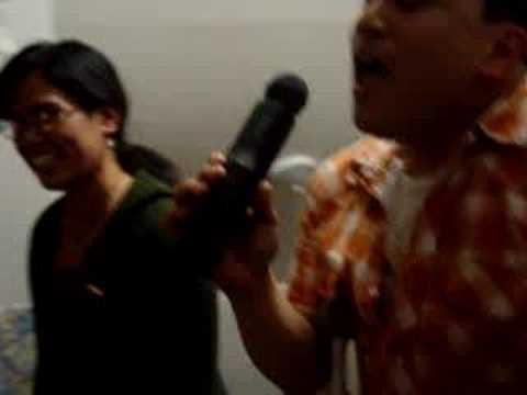 karaoke abuse