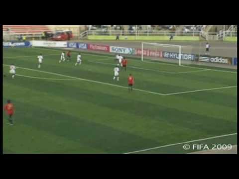 U17 MD3 Group E Malawi 1-4 Spain