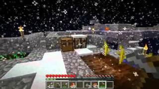 Minecraft - прохождение карты Skyblock - 9 серия - кровать