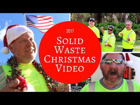 2017 Christmas Lip Sync Video - North Port Solid Waste