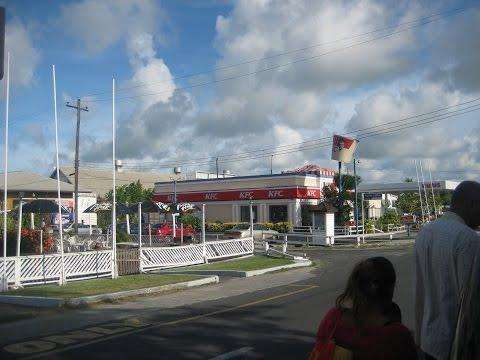 Guyana,On The Road To East Coast Demerara