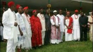 Why Anioma Igbo are the way they are