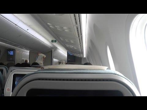 787-8 Dreamliner Royal Brunei Airlines, Singapore to Bandar Seri Bagawan