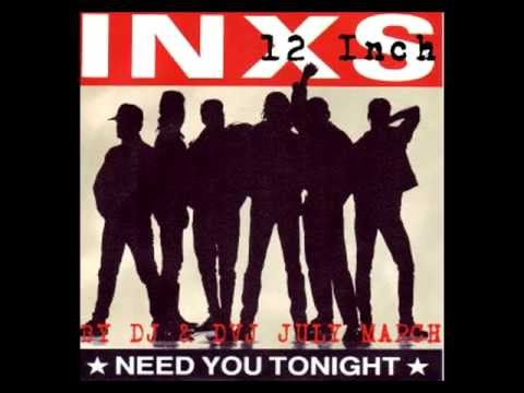 INXS - Need You Tonight 12 inch