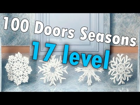 24 уровень - 100 Doors Seasons (100 Дверей Сезоны) прохождение