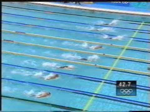Mens 100m Butterfly 2004 Olympics