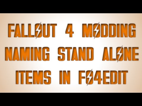 Fallout 4 Creation Kit Tutorial Miscellaneous Dialogue Youtube There is an.exe file offered to install fo4 hotkeys, but more than one of us has found that to fail, so a manual installation is perhaps best. youtube