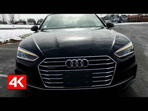 2018 AUDI A5 COUPE 2.0T QUATTRO S TRONIC - IN DEPTH WALKAROUND, EXHAUST, EXTERIOR, & INTERIOR