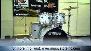 Yamaha GigMaker Kit Demonstration.