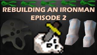 Rebuilding an Ironman - Episode #2 (REBUILD IS STRONG!!)