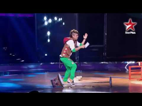 Sushant Khatri Tum Hi Ho Song Freestyle Dance In Indis's Dancing Superstar