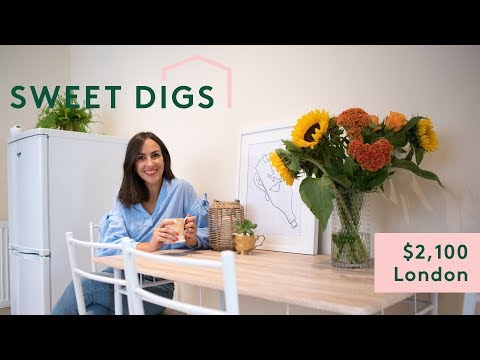 What $2,100 Will Get You In London   Sweet Digs   Refinery29