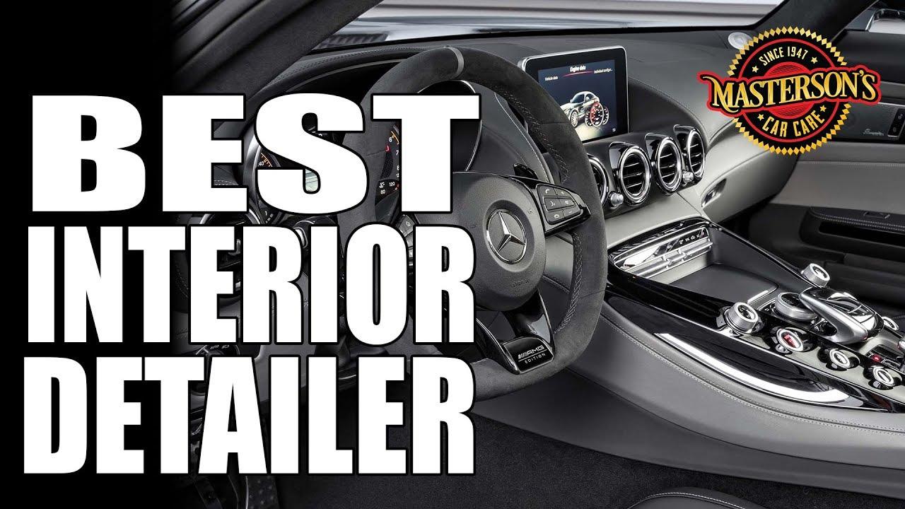 Best Interior Detailer Masterson S Car Care Premium Auto