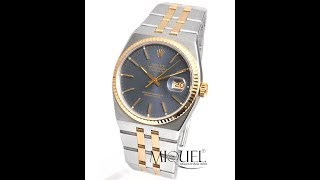Rolex Oysterquartz Datejust aus Stahl-Gold   Ref. 17013 FM11804