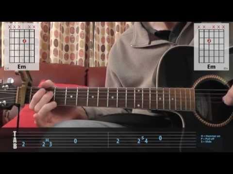 Queen - '39 intro guide - guitar lesson
