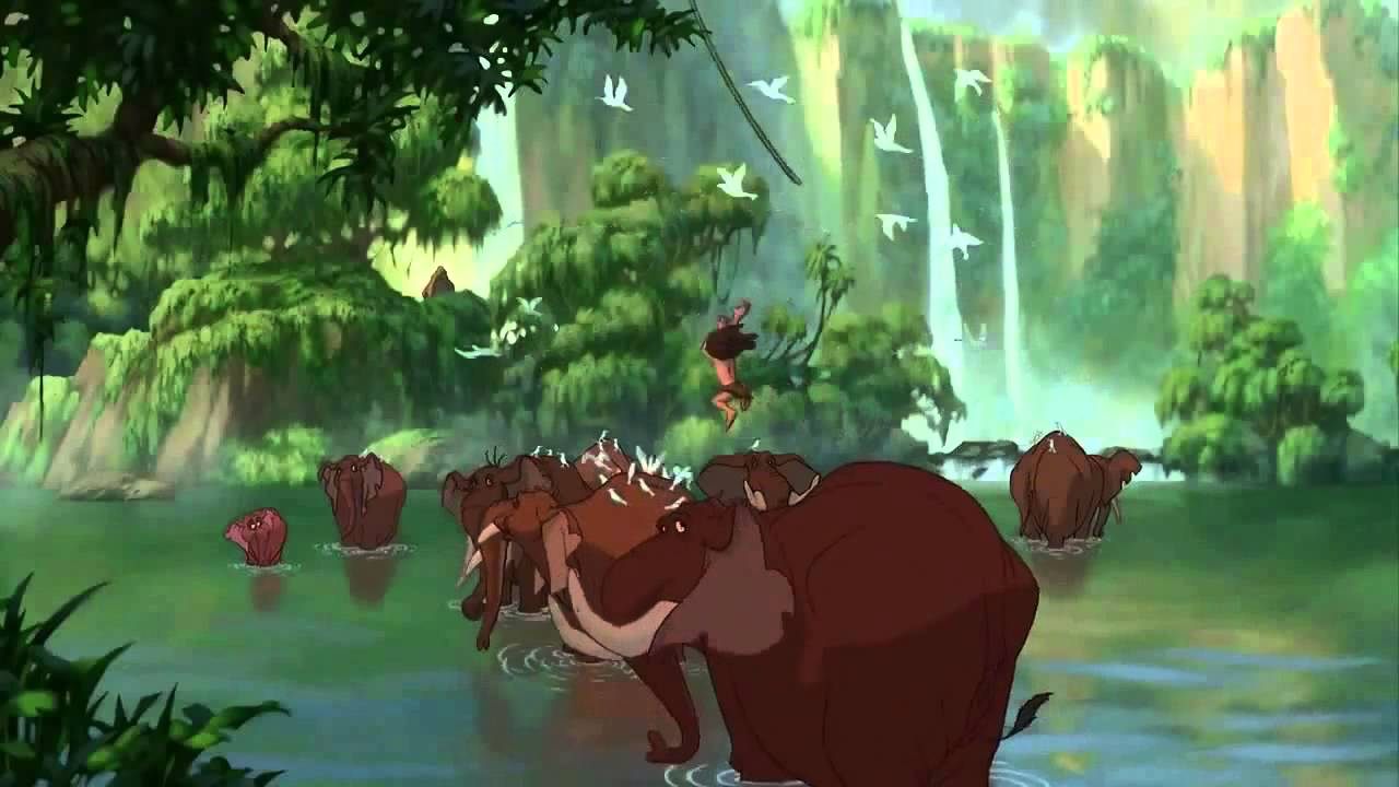 Tarzan Son Of Man Spanish Fandub For XxWeskerLadyKazama93 YouTube