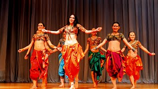 Download Chikni Chameli   Indian dance group Champa