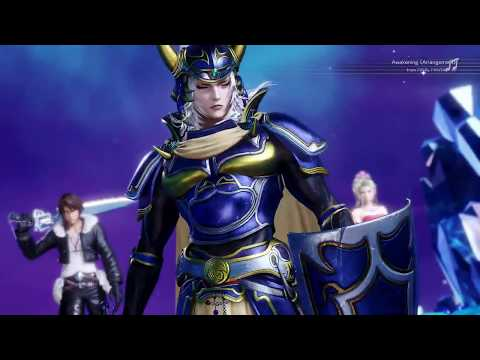 FINAL FANTASY DISSIDIA NT | HARDCORE BATTLES...o no...