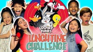 Best of Looney Tunes Lunchtime Challenge | Looney Tunes Lunchtime Challenge | WB Kids