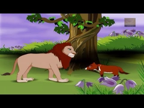 Jataka Tales - Moral Stories For Children - The Jackal Who Saved The Lion
