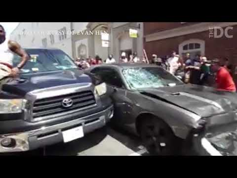 EXCLUSIVE FOOTAGE: Daily Caller Obtained this Up-Close Footage of the Charlottesville Car Crash