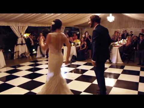 Wedding Dance - Kat and Chris