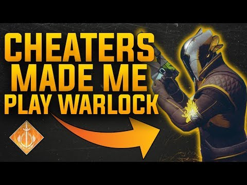 Cheaters made me play Warlock in Comp... ( Destiny 2) thumbnail